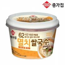 [종가집] 멸치 쌀국수 92gx12봉