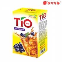 [동서식품] 티오 아이스티 블루베리맛 18T