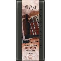 비바니 유기농 다크85% 초콜릿 100g