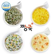 짱죽 이유식 12+2팩 증정 이벤트 / 3단계 진밥