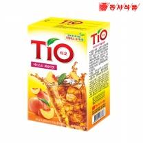 [동서식품] 티오 아이스티 복숭아맛 18T