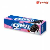 [동서식품] 오레오 딸기크림 100g