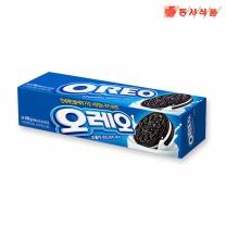 [동서식품] 오레오 화이트크림 100g