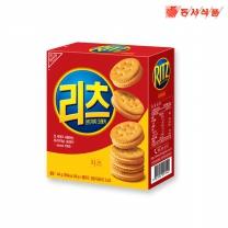 [동서식품] 리츠 샌드위치크래커 치즈 144g