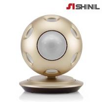 [하이마트] 아트 서큘레이터 SIF-NB100 샴페인골드 [바람거리8m / 4단풍속 / 최대 6H 타이머]