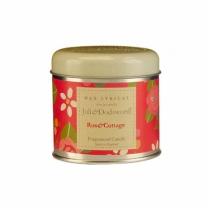 [바보사랑][콜로니 정품] 줄리도스워스 Tin Candle 로즈 코티지 - JD Tin Candle Rose Cottage