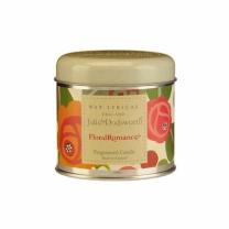 [바보사랑][콜로니 정품] 줄리도스워스 Tin Candle 플로럴 로맨스 - JD Tin Candle Floral Romance