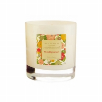 [바보사랑][콜로니 정품] 쥴리도스워스 캔들글라스 플로럴로맨스 - Wax Lyrical JD Candle Glass Floral Romance