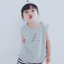 [바보사랑]핑크팬더 스포티 민소매 티셔츠 T146