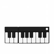 칼론 흑건 피아노 캐릭터 USB메모리 4G