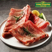 LOIN RIB (돼지등갈비) 1kg