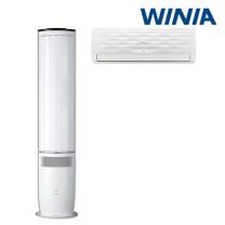 [전국기본설치무료] 위니아 멀티 2in1 에어컨(18형+6형) PVS-186LVH / 위니아에어컨