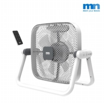 [하이마트] 롤링팬 리모컨 선풍기 MFN-I30BRCW [30cm / 3단풍속 / 최대 4H타이머]