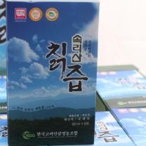 전통식품인증 충북 보은 속리산 칡즙 36팩