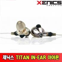 제닉스 STORMX TITAN IN-EAR 타이탄 인이어 이어폰