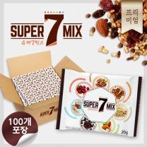 하루견과 슈퍼7믹스 20G * 100봉(2000G)