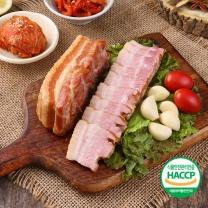 [돈보이] 훈제 바베큐 삼겹살 220g