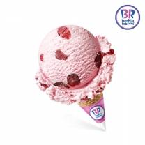 (배스킨라빈스) 싱글레귤러 아이스크림