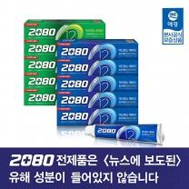[애경]2080 어드밴스 치약 160gx10개
