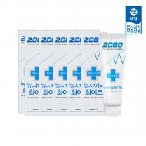 [애경]2080 뉴샤이닝화이트 치약 120g x10개