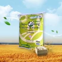 2017년 슈퍼오닝 쌀(고시히카리) 20kg/송탄농협