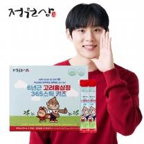 [정원삼] 6년근 고려홍삼정 365스틱 키즈 (10ml x 30포) 어린이홍삼