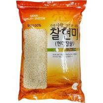 [월드그린] 한드레 찰현미 4kg