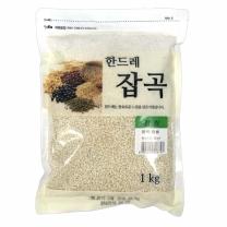[월드그린] 한드레 무농약찹쌀 1kg