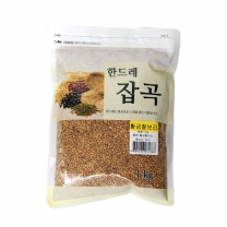 [월드그린] 한드레 황금찰보리 1kg