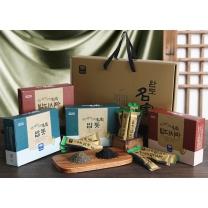 [참다올]완도명가간편밥톳,밥다시마혼합선물세트