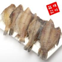 [탐해진미] 손질한 제주 꼬마가자미 400g (트레이포장)
