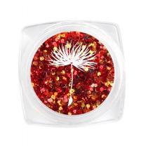 위드샨 네일글리터 [Jewel] 장미꽃밭