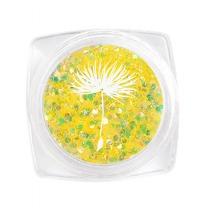 위드샨 네일글리터 [Jewel] 레몬쥬스