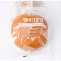 [신라명과] 참깨햄버거용빵 14개