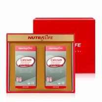 칼슘 마그네슘 아연 비타민D 120정 2병 선물세트