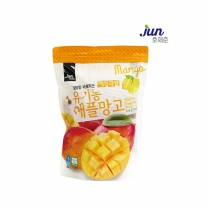 [호재준] 냉동 유기농 애플망고 500g * 1