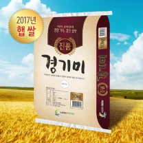 2017년 진품 경기미 10kg/추청/산지직송