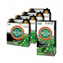 베지밀 담백한 검은콩A 두유 190ml*16입*4박스