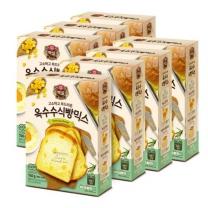 [CJ직배송] 옥수수식빵믹스760g X 7개