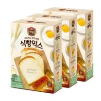 [CJ직배송] 식빵믹스760g X3개