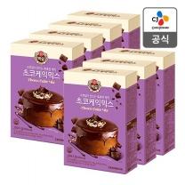 [CJ직배송] 초코케익믹스 300g X7개