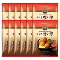 [CJ직배송] 백설 빵가루 450g X12개