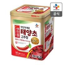 [CJ직배송] 해찬들 찰골드고추장 14kg
