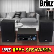 브리츠 BZ-MC1515B블루투스스피커/라디오/CD플레이어/알람