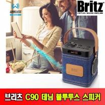 브리츠 BZ-C90 Denim 블루투스스피커