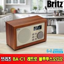 브리츠 BA-C1 블루투스스피커/라디오