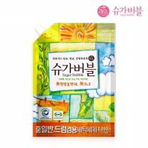 [슈가버블] 고농축 액체세탁세제 2.1kg