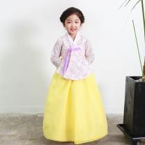예화_ 여아 아동한복 레이스핑크당의 17-2018