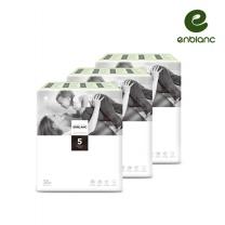 앙블랑 킵밴드 기저귀 5단계 공용 36매x3팩(KB-XL3)