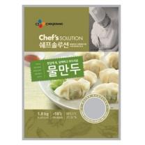 [CJ직배송] 쉐프솔루션 물만두 (1.5kg)